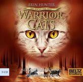 Warrior Cats - Die Macht der drei, Sonnenaufgang, 5 Audio-CDs