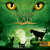 Warrior Cats, Special Adventure, Blausterns Prophezeiung, 6 Audio-CDs