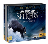 Seekers - Sternengeister, 5 Audio-CDs