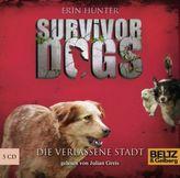 Survivor Dogs - Die verlassene Stadt, 5 Audio-CDs