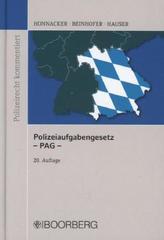 Polizeiaufgabengesetz (PAG)