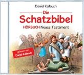 Die Schatzbibel, Audio-CD