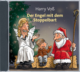 Der Engel mit dem Stoppelbart, Audio-CD