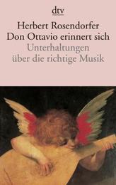 Don Ottavio erinnert sich