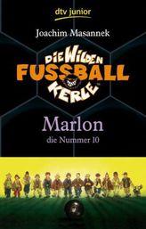 Die wilden Fußballkerle - Marlon, die Nummer 10