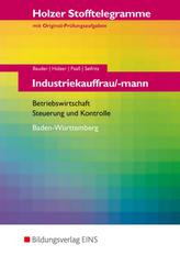 Industriekauffrau/mann, Betriebswirtschaft, Steuerung und Kontrolle, Baden-Württemberg