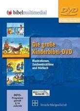 Die große Kinderbibel-DVD, 1 DVD