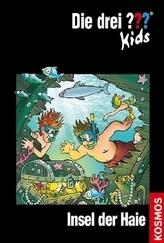 Die drei Fragezeichen-Kids, Insel der Haie