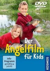 Der Angelfilm für Kids, DVD