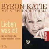 Lieben was ist, 10 Audio-CDs