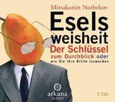 Eselsweisheit, 5 Audio-CDs