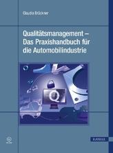 Qualitätsmanagement - Das Praxishandbuch für die Automobilindustrie, m. CD-ROM