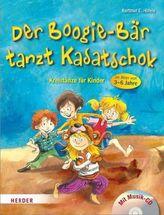 Der Boogie-Bär tanzt Kasatschok, m. Audio-CD