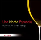 Una Noche Española, Audio-CD