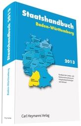 Baden-Württemberg 2013, m. CD-ROM