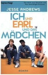 Ich und Earl und das Mädchen, Buch zum Film