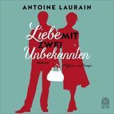 Liebe mit zwei Unbekannten, 4 Audio-CDs