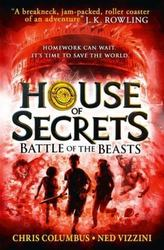 House of Secrets - Battle of the Beasts. House of Secrets - Im Bann des dunklen Buches, englische Ausgabe