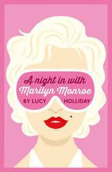 A night in with Marilyn Monroe. Couchgeflüster mit Marilyn Monroe, englische Ausgabe