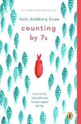 Counting by 7s. Glück ist eine Gleichung mit 7, englische Ausgabe