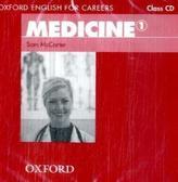 Medicine, Level 1, Class Audio-CD