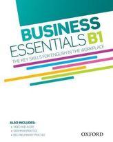 Business Essentials B1, Student's Book+DVD