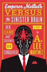 Emperor Mollusk versus The Sinister Brain. Terror der Tentakel, englische Ausgabe