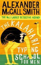 The Kalahari Typing School for Men. Keine Konkurrenz für Mma Ramotswe, englische Ausgabe