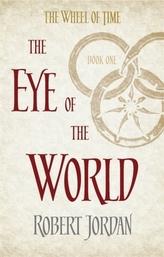 The Eye of the World. Das Auge der Welt, englische Ausgabe