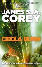 Cibola Burn. Cibola brennt, englische Ausgabe