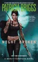 Night Broken. Gefährtin der Dunkelheit, englische Ausgabe