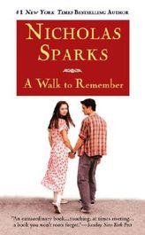 A Walk to Remember, Film Tie-In. Zeit im Wind, englische Ausgabe