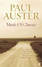 Music Of Chance. Die Musik des Zufalls, englische Ausgabe