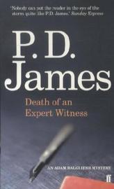 Death of an Expert Witness. Tod eines Sachverständigen, englische Ausgabe