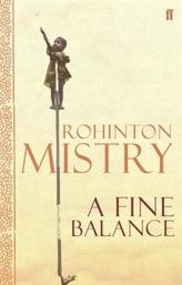 A Fine Balance. Das Gleichgewicht der Welt, englische Ausgabe
