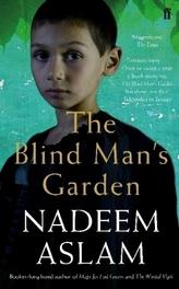 The Blind Man's Garden. Der Garten des Blinden, englische Ausgabe