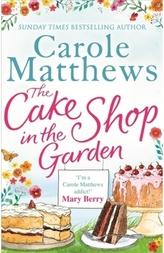 The Cake Shop in the Garden. Mein wunderbares Gartencafé, englische Ausgabe