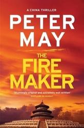 The Firemaker. Chinesisches Feuer, englische Ausgabe