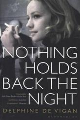 Nothing Holds Back the Night. Das Lächeln meiner Mutter, englische Ausgabe