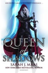 Throne of Glass - Queen of Shadows