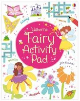 Usborne Fairy Activity Pad