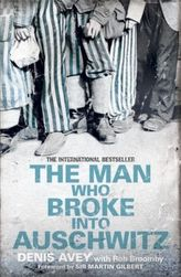 The Man Who Broke into Auschwitz. Der Mann, der ins KZ einbrach, englische Ausgabe