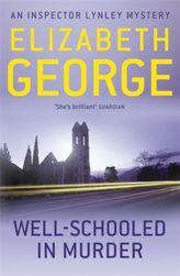 Well-Schooled in Murder. Auf Ehre und Gewissen, englische Ausgabe