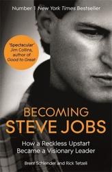 Becoming Steve Jobs. Becoming Steve Jobs - Vom Abenteurer zum Visionär, englische Ausgabe