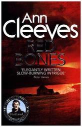 Red Bones. Im kalten Licht des Frühlings, englische Ausgabe