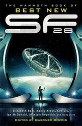 Mammoth Book of Best New SF. Vol.28