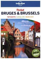 Lonely Planet Bruges & Brussels Pocket Guide