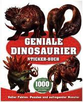 Dinosaurier Stickerspaß