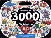 Mein Buch mit 3000 tollen Stickern