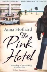The Pink Hotel. Pink Hotel, englische Ausgabe